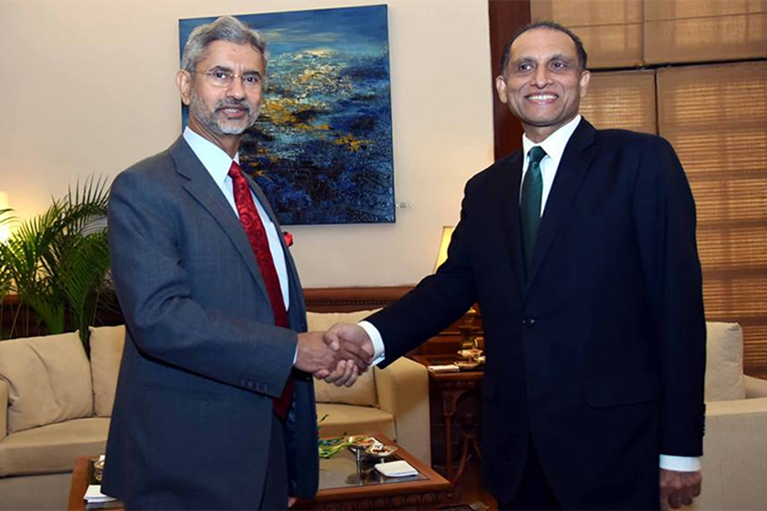Indo Pak Foreign Secretary Meeting