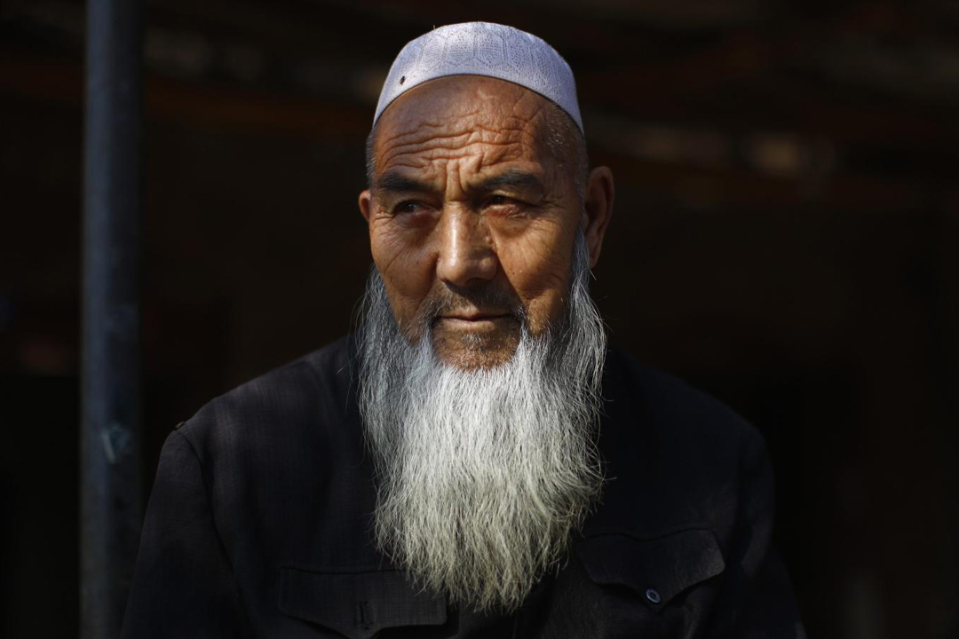 Long Beard Is A Crime In China
