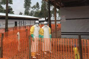 Ebola outbreak will end August, the United Nations