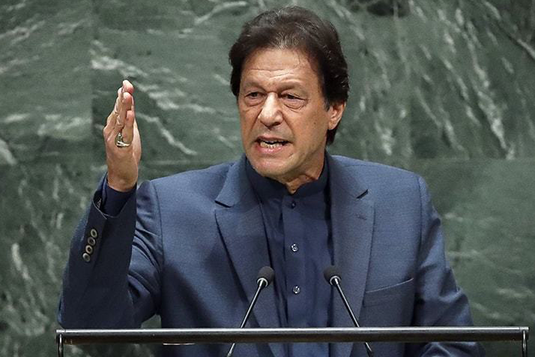 We Will Not Take Back Step From Our Point, Imran Khan