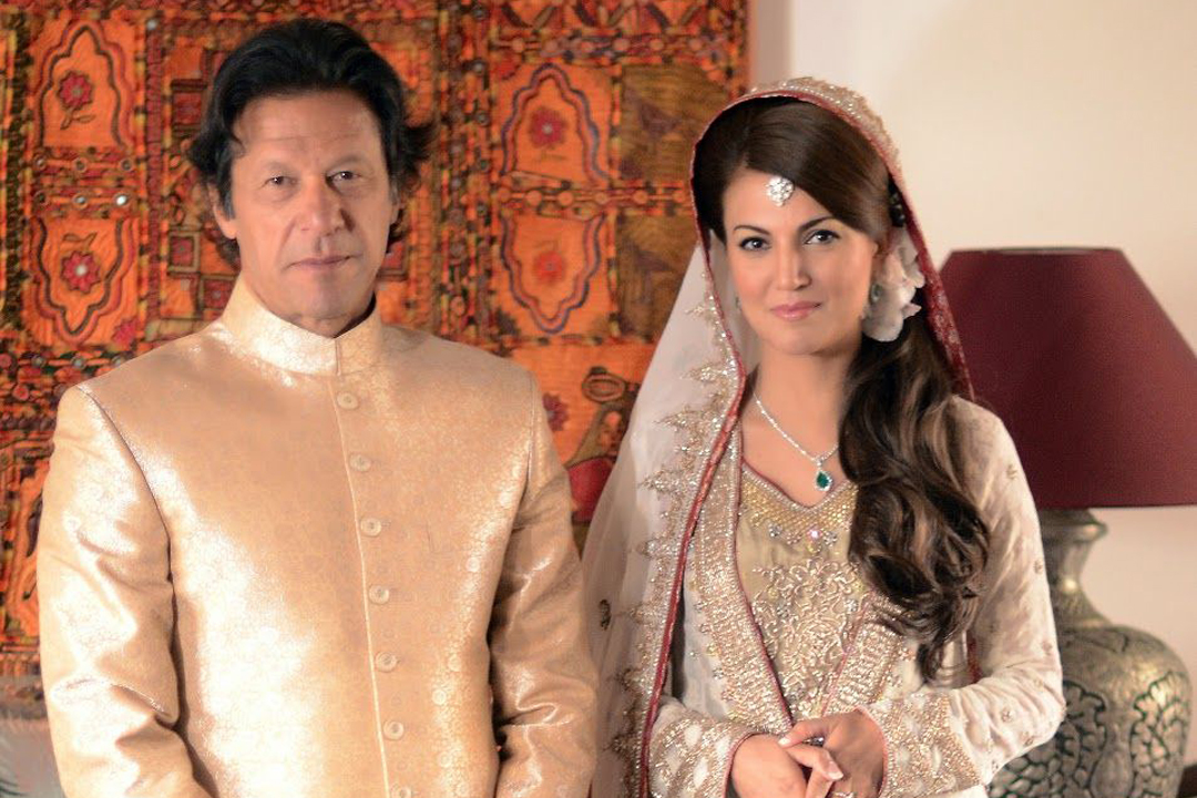 Imran Khan Got Married To Reham, Confirm News