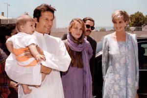 Grandson Of President Is A Fan Of Imran Khan