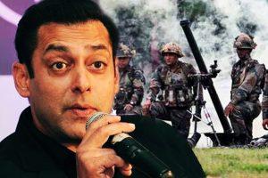 Pakistani soldier slaps Salman Khan