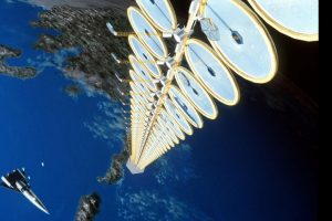 Japan: Towards A Space Station And The Wireless Transfer Of Electricity