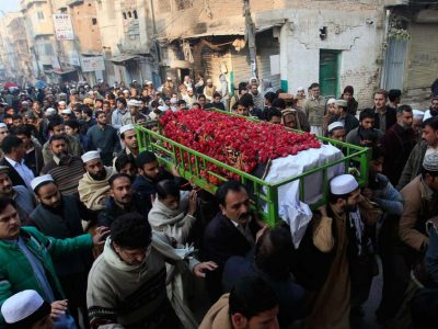 Three days mourn in Peshawar