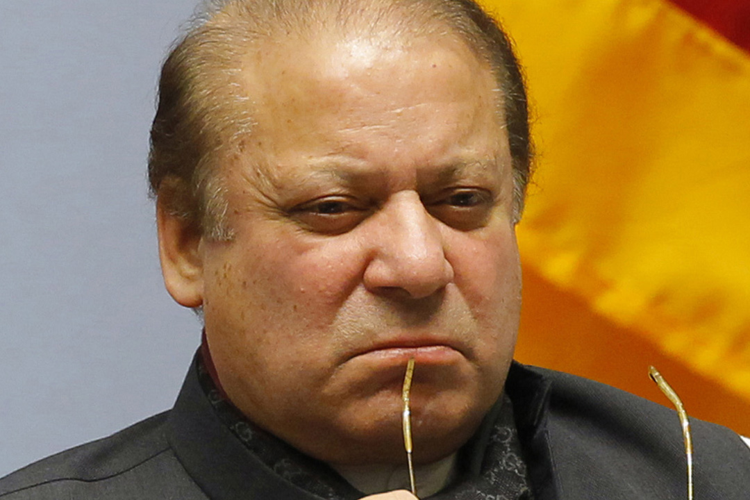 PAKISTANI PRESIDENT CHANGED HIS DECISION