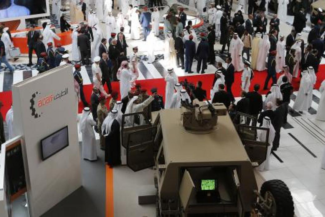 Saudia Arabia Became world largest Weapon buyer