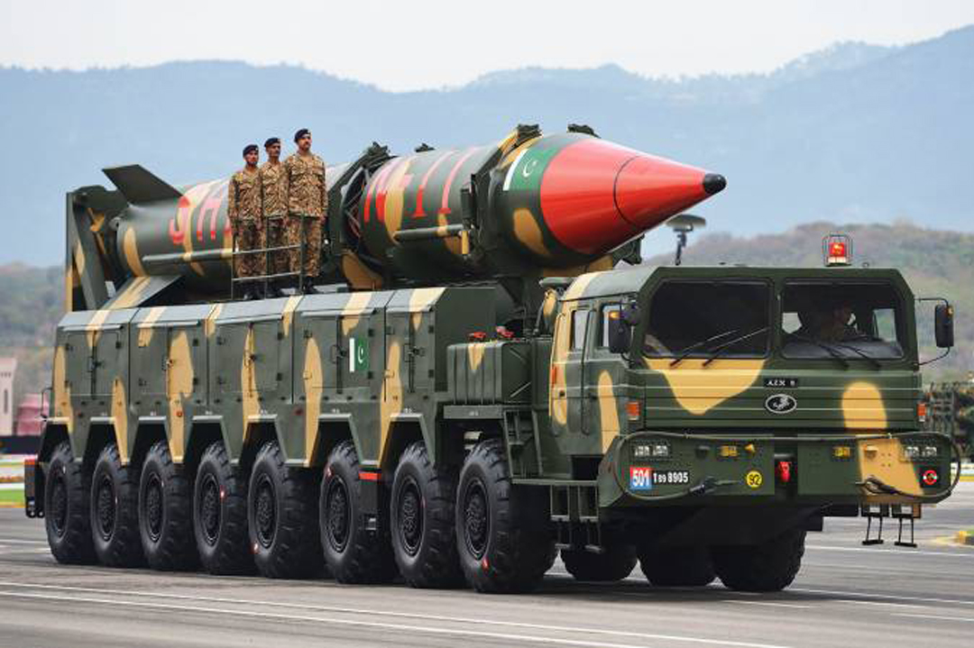 Pakistan Dominate India's Nuclear Weapons, The US Report