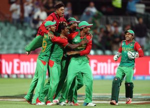 Bangladesh Beat England Out Of The World Cup race