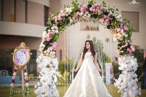 Latest Bridal Maxi Style Trend 2015