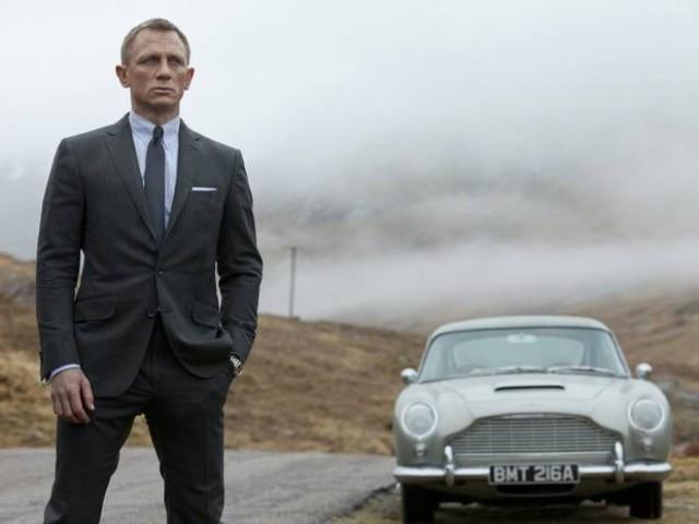007 Hacked: New James Bond Film Script Stolen