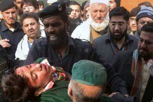 Peshawar Again Victim of Terrorist Attack
