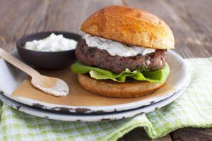 Recipe Of Kofta Burger